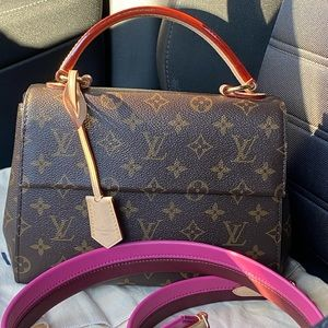 Authentic Louis Vuitton Cluny BB